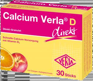 Calcium Verla® D direkt