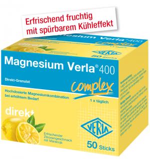 Magnesium Verla® 400 Direkt-Granulat