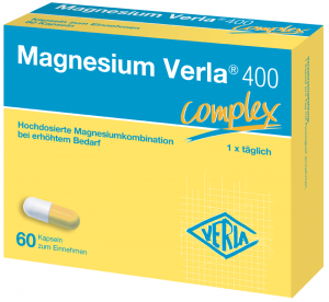 Magnesium Verla® 400 Kapseln