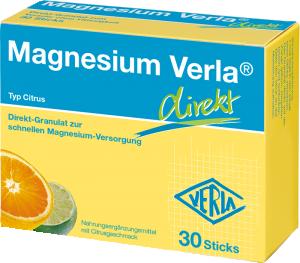 Magnesium Verla® direkt Typ Citrus