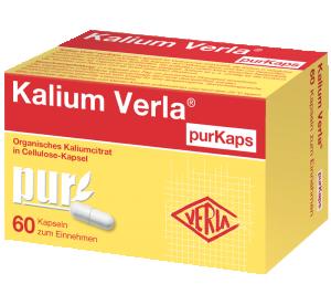 Kalium Verla® purKaps