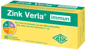 Zink Verla® immun