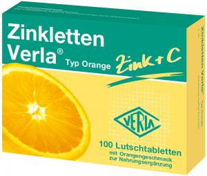 Zinkletten Verla® Typ Orange