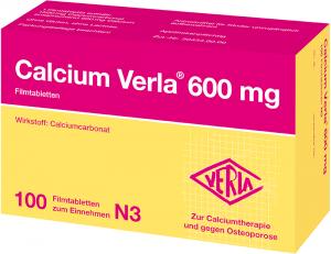 Calcium Verla® 600 mg