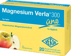 Magnesium Verla® 300 Typ Apfel