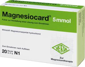 Magnesiocard® 5 mmol