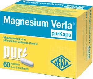 Magnesium Verla® purKaps