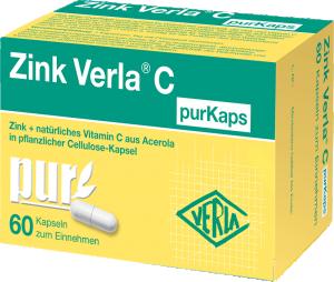 Zink Verla® C purKaps