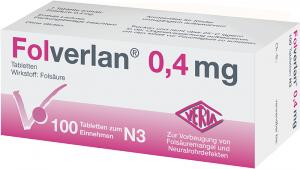 Folverlan®  0,4 mg